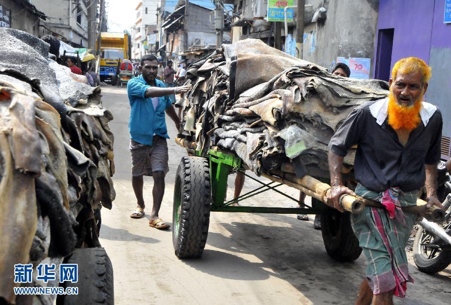 全球市场需求减少 孟加拉