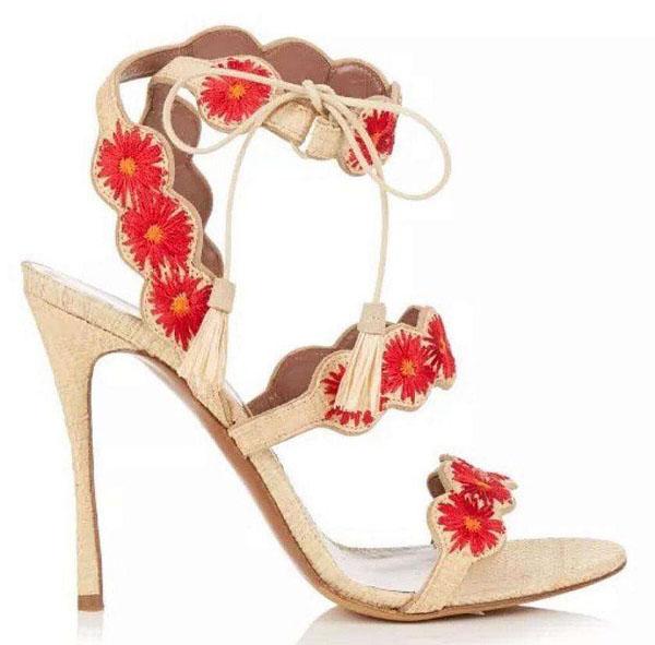 揭开世界10大奢侈女鞋品