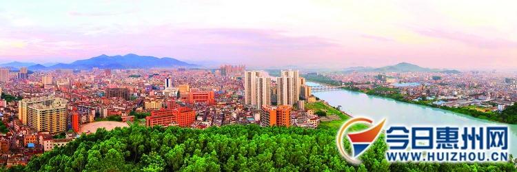 惠东上半年实现GDP302亿元 比上年同期增长7.5%