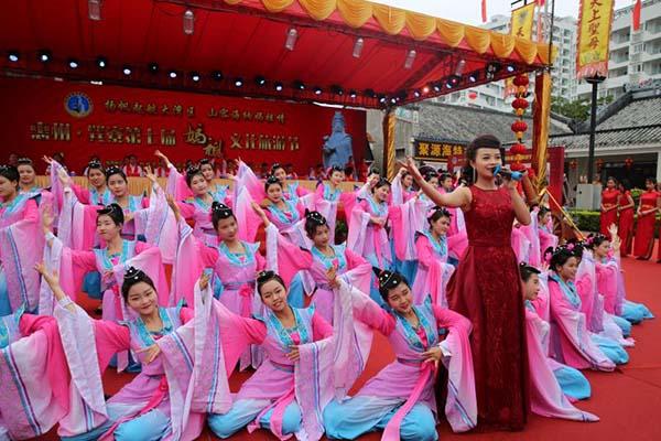 惠州·巽寮第七届妈祖文化旅游节隆重开幕