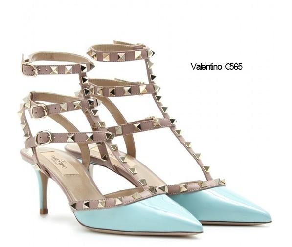 东宁/Valentino铆钉鞋